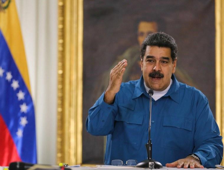 Image: Venezuelan President Nicolas Maduro