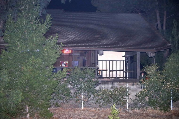 Image: California Bar shooting
