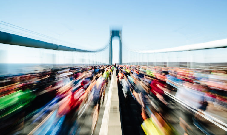 Image: 2018 New York City Marathon