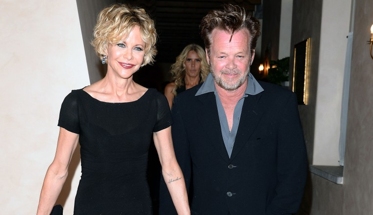 Image: Meg Ryan and John Mellencamp