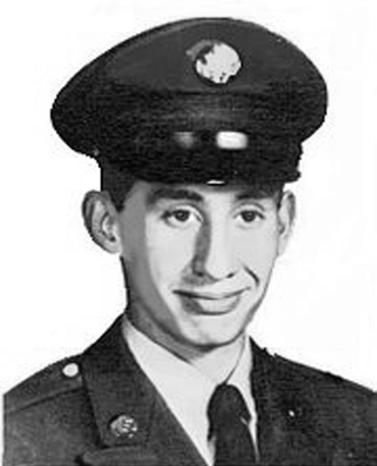 Daniel Fernandez, a 21-year-old Specialist Fourth Class in the Vietnam War.