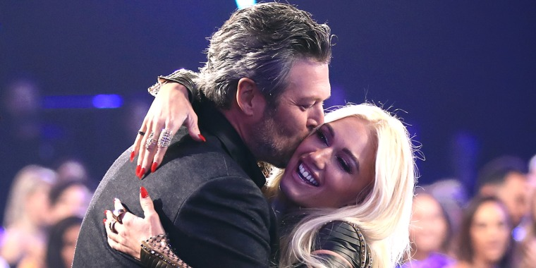 Blake/Gwen @People's Choice