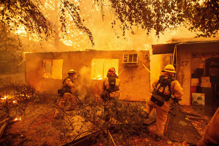 How you can help victims of the California wildfires
