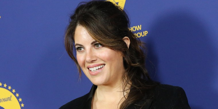 Monica Lewinsky explains why she's speaking out about Clinton