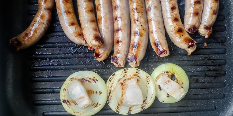Sausage and Onion Debate