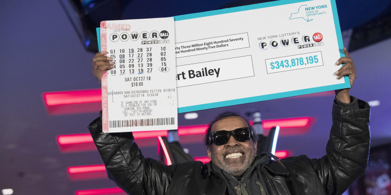 Man wins Powerball after playing same numbers for 25 years