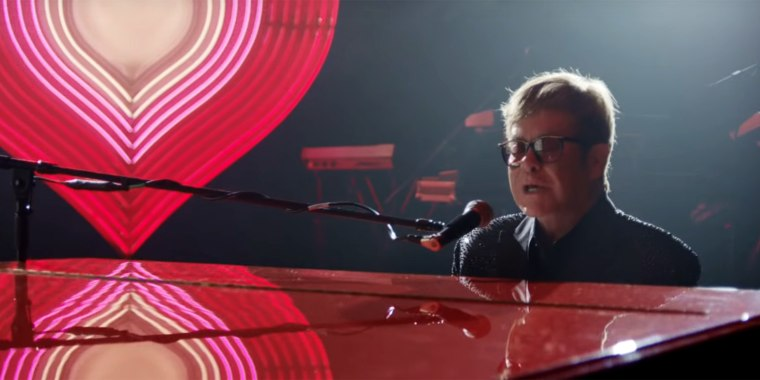 John Lewis and Partners' holiday ad puts Elton John's career front-and-center.