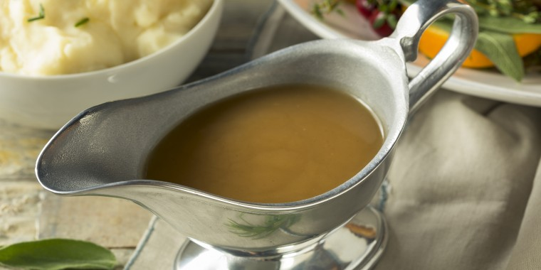How to make gravy for Thanksgiving turkey