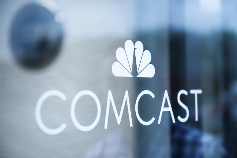 Image: Comcast Corporation logo