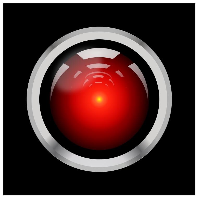 IMAGE: HAL 9000