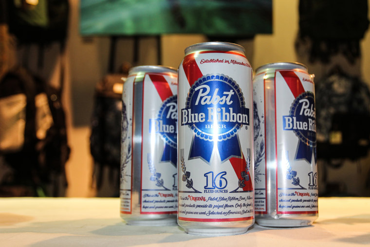 The end of Pabst Blue Ribbon? Beer giants pop a top on bitter court