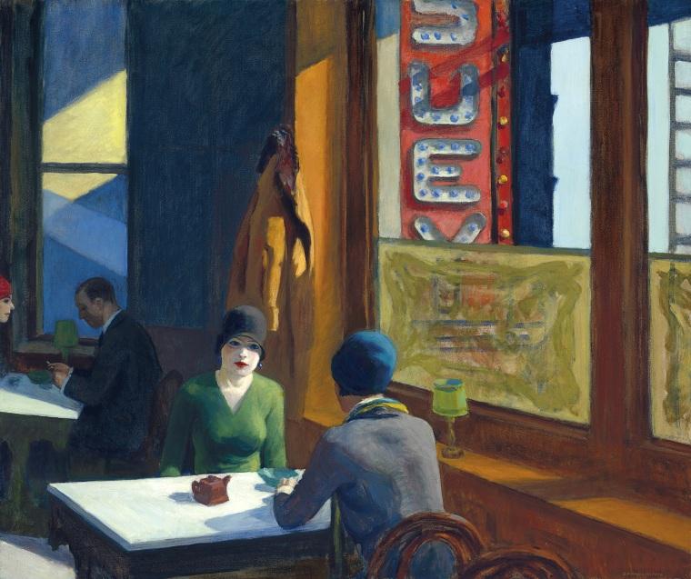 Image: Hopper's Chop Suey