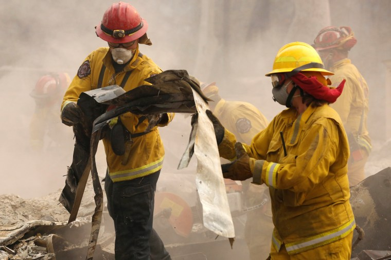 Death toll from California's deadliest fire ever rises to 48