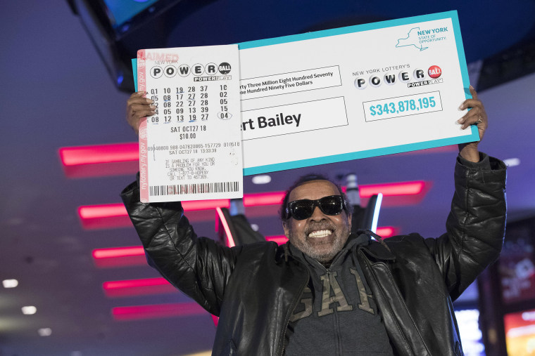 robert bailey lotto