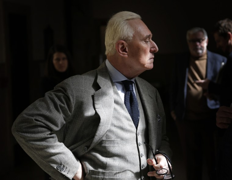 Text messages show Roger Stone and friend discussing WikiLeaks plans