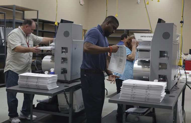 Image: Florida recount
