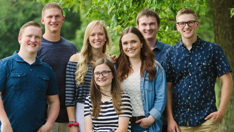 The McCaughey septuplets turn 21
