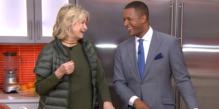 Martha Stewart Thanksgiving safety tips