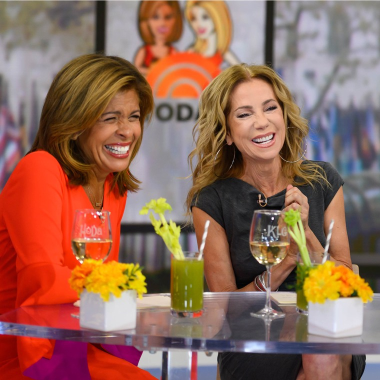 Kathie Lee Gifford is obsessed with a new juice trend — and it's shockingly simple