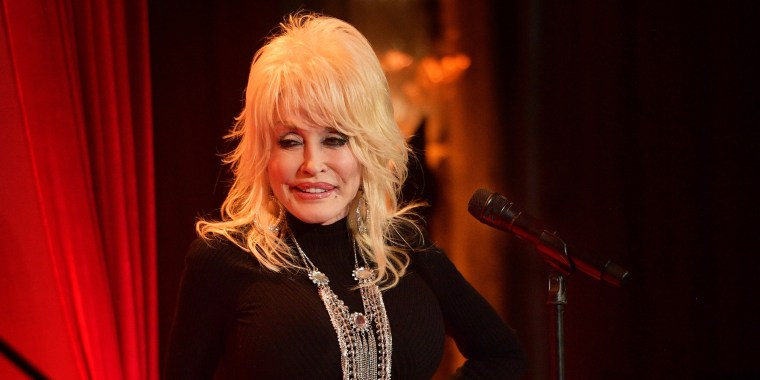 Dolly Parton Opens Up About Body Image And Her Up And Down Weight