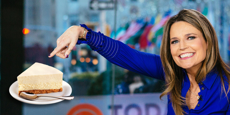 TODAY -- Pictured: Savannah Guthrie on Thursday, Jan. 18, 2018 -- (Photo by: Nathan Congleton/NBC/NBCU Photo Bank)