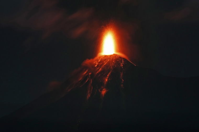 Image: Guatemala's Volcano of Fire