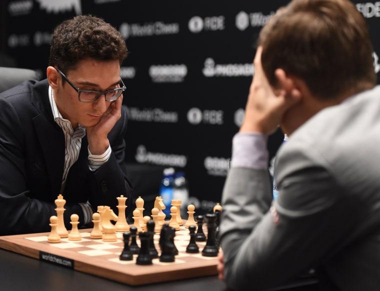Image: World Chess Championship 2018