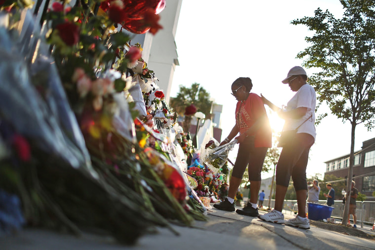 Image: Charleston In Mourning After 9 Killed In Church Massacre