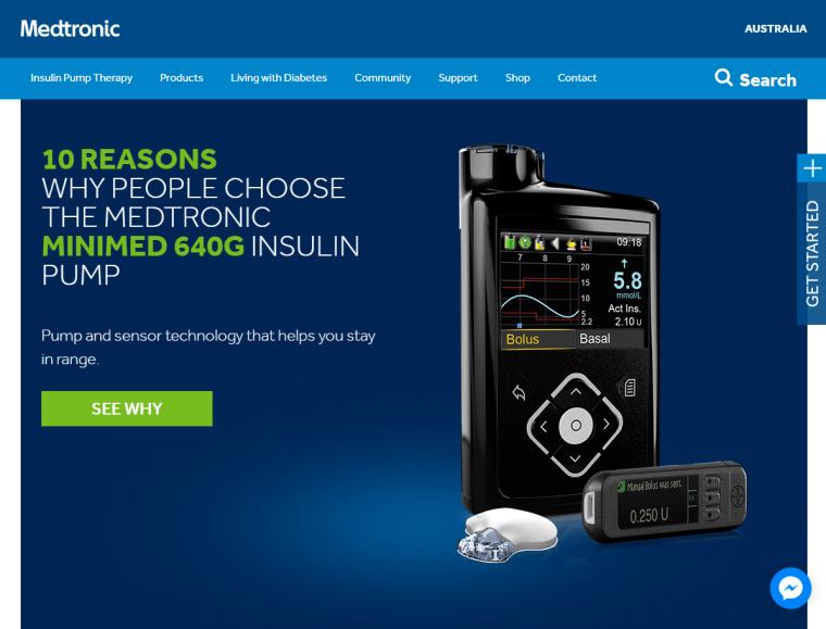 Medtronic's MiniMed 640G