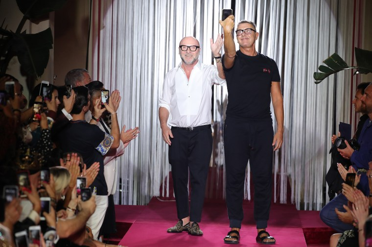 Dolce & Gabbana Naked King Secret Show - Runway - Milan Men's Fashion Week Spring/Summer 2019