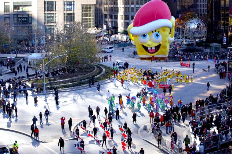Image: Macy's Thanksgiving Parade