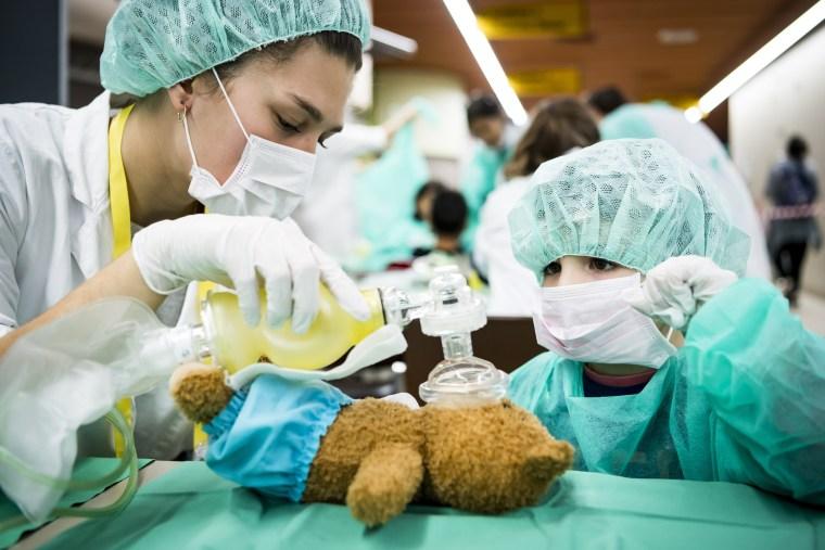 Image: Teddy Bear Hospital