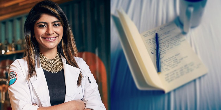 Chef Fatima Ali asks fans for book suggestions