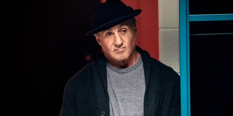 Sylvester Stallone explains why he's done playing Rocky Balboa