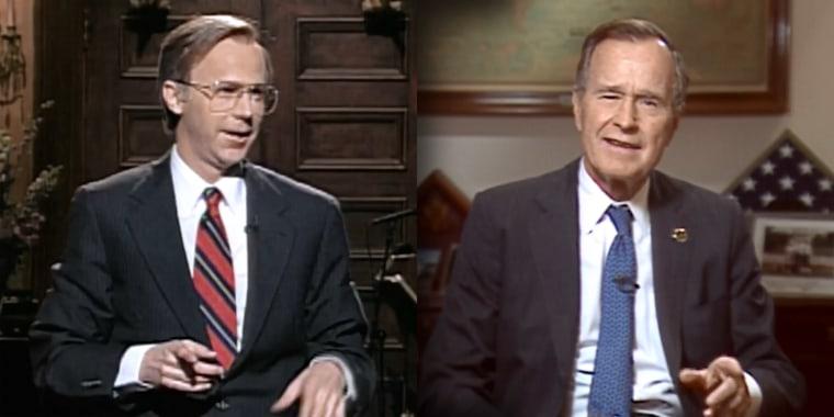 Dana Carvey George H.W. Bush SNl