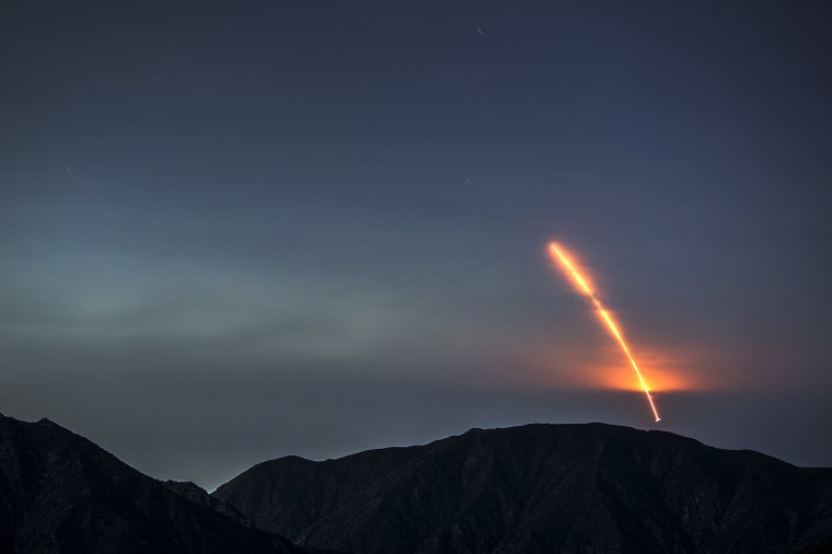 Image: NASA's InSight Spacecraft Launches From Vandenberg Air Force Base