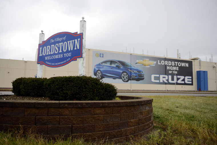 Image: General Motors Lordstown Complex