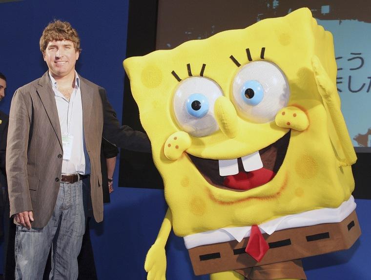 "Image: ""The SpongeBob SquarePants"" Preview At Tokyo International Anime Fair"