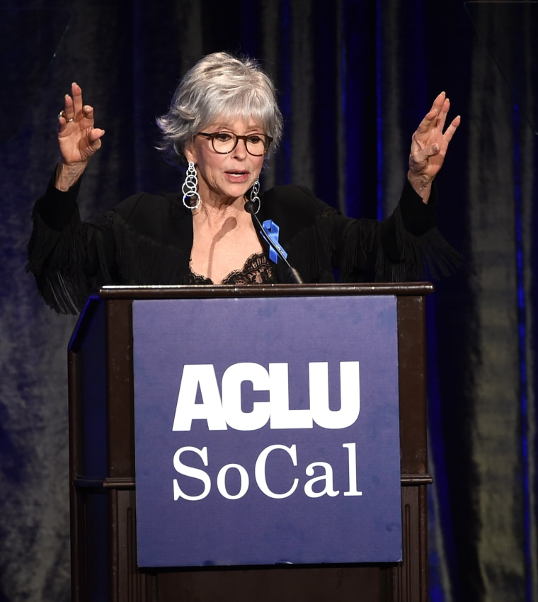 Image: ACLU's Annual Bill Of Rights Dinner - Show