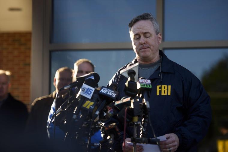 Image: Andy De La Rocha, FBI