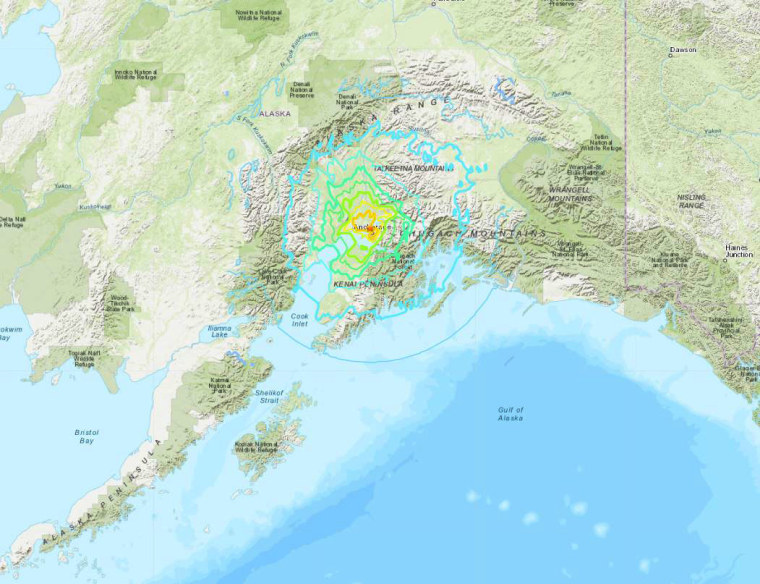 alaska earthquake - photo #15