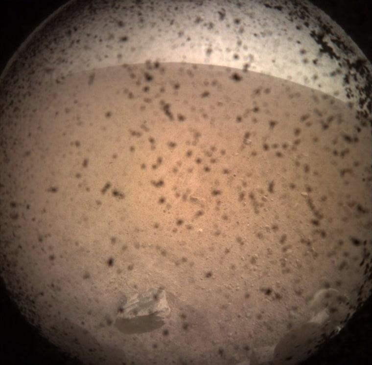 Image: US-SPACE-NASA-MARS-LANDING