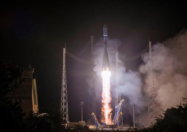 Image: FRANCE-GUIANA-SPACE-EUROPE-WEATHER