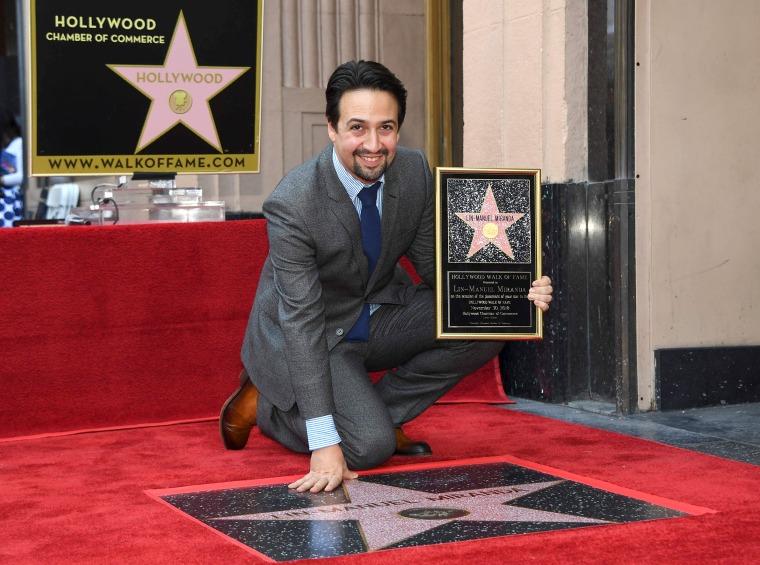 Image: US-theater-Miranda-Hamilton-Hollywood