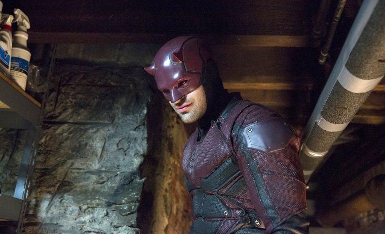 Netflix cancels 'Daredevil,' dooming 'Jessica Jones' and