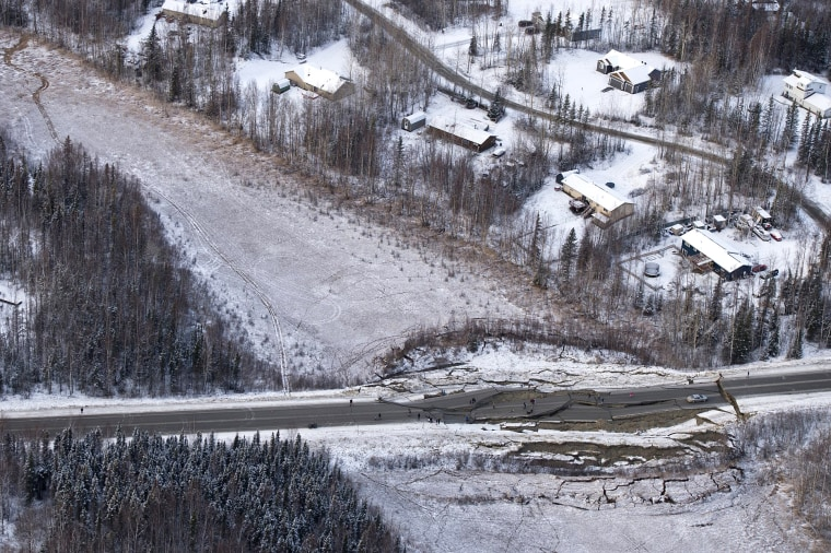 alaska earthquake today - photo #15