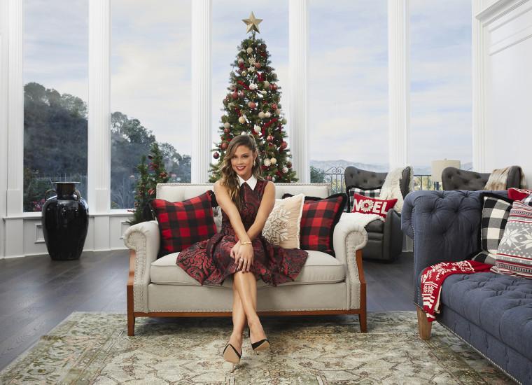 Vanessa Lachey HomeGoods Christmas
