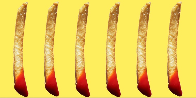 French Fry Study