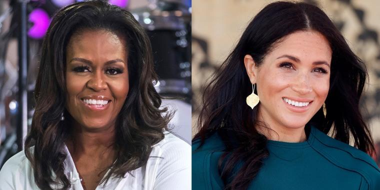 Michelle Obama / Meghan Markle