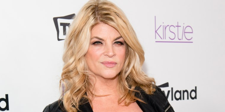 Kirstie Alley amish film